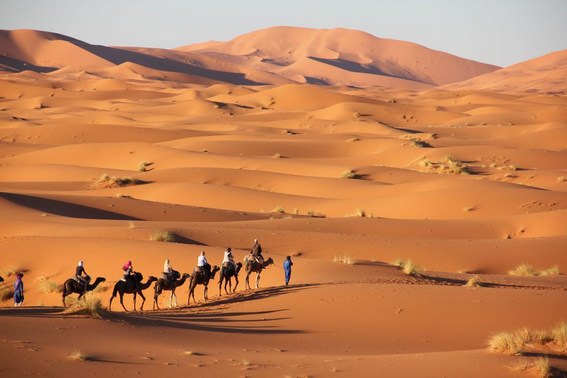 Sahara Marocain, Desert Maroc