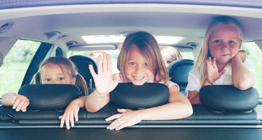 Voyager avec des enfants a Agadir